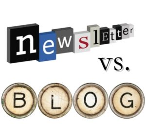 newsletter-vs-blog