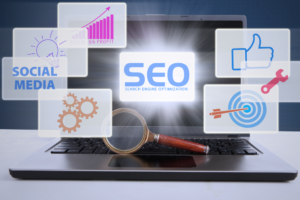 Did you know that websites featuring a blog have a 434% chance of ranking higher on search engines?