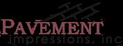 Pavement Impressions logo